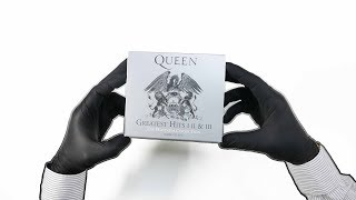 Baixar Queen - Greatest Hits I II and III (The Platinum Collection) - ASMR Unboxing