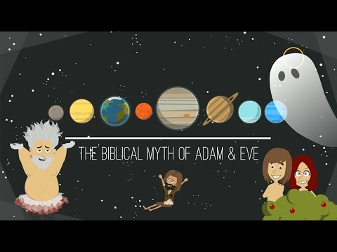 Animated Bible Myths: Adam and Eve