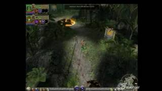 Dungeon Siege II PC Games Gameplay - Rumble in the Jungle
