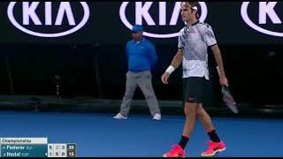 Roger Federer -