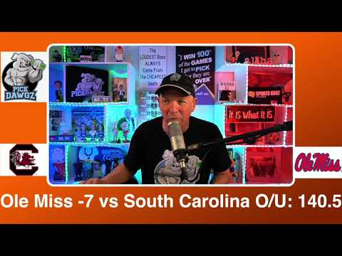 Ole Miss vs South Carolina 3/11/21 Free College Basketball Pick and Prediction CBB Betting Tips