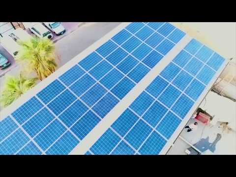 Projacs International HQ, Kuwait - Solar Photovoltaic System
