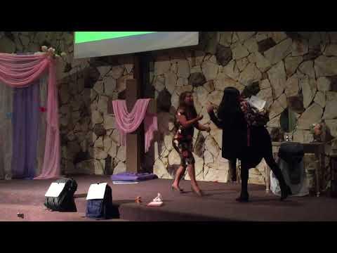 Testimonio real dramatizado en Iglesia Sobre la Roca en San José CA