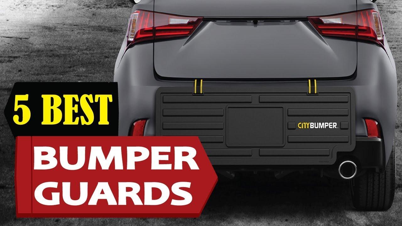 5 Best Bumper Guards 2018 | Best Bumper Guard Reviews | Top 5 Bumper Guards
