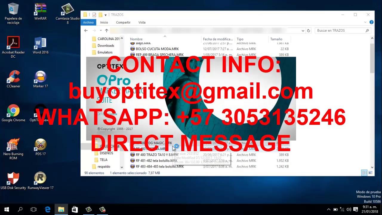 DOWNLOAD AND INSTALL OPTITEX 17 FULL MULTILANGUAJE,VSRVY - VideosTube