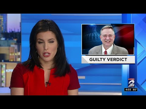 Former Texas congressman Steve Stockman found guilty of fraud