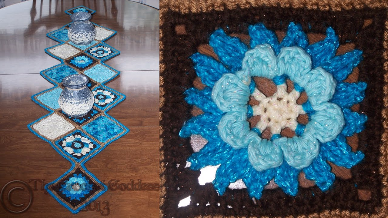 Square Table Runners Images - Table Decoration Ideas