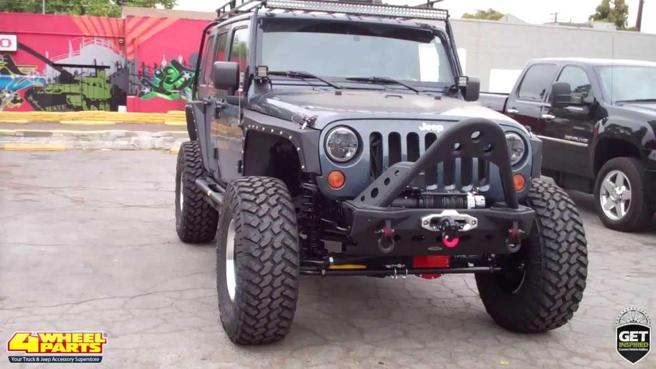 Jeep JK Parts San Jose, CA 4 Wheel Parts - YouTube