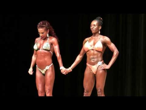 2013 NPC All South Bodybuilding Championship Figure Masters 40+ Overall