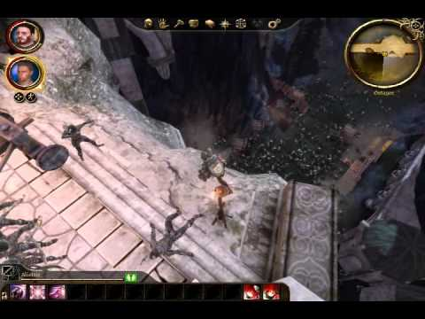 dragon age how to get to ostagar