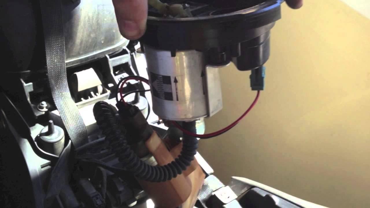 Fuel Pump Bmw Gs800