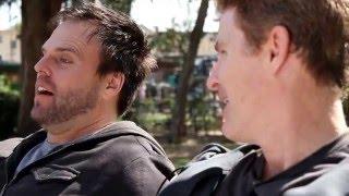 Spanking Kids w/ Eddie Pence | Dads In Parks | Parenting Spanking Stories