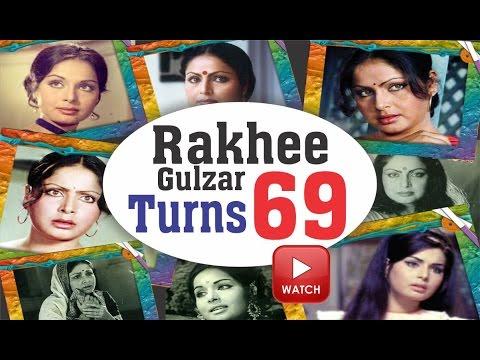 Rakhee Gulzar Turns 69 | Happy Birthday | Mayapuri Cut