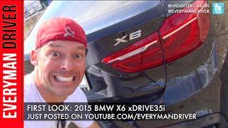 BMW X6 2015 Videos