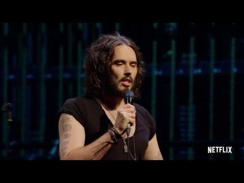 Russell Brand: Re:Birth - Netflix Special - Official Trailer