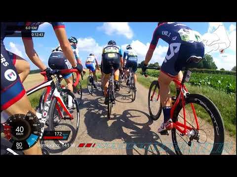 Hel van Voerendaal 2017, Clubcompetitie Elite/Belofte First 70km