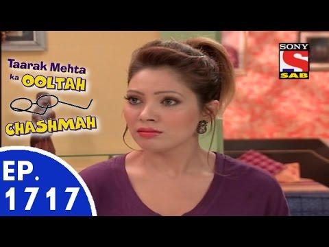 Taarak Mehta Ka Ooltah Chashmah - तारक मेहता - Episode 1717 - 15th July, 2015