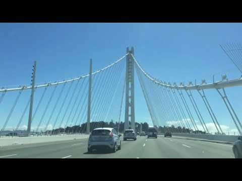El puente Bay Bridge: Oakland, San Francisco, Treasure Island: ABMOGARC