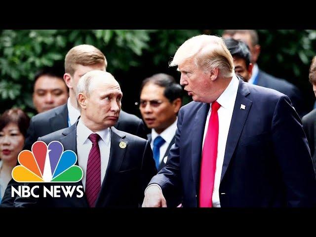 Confronting Russian President Vladimir Putin Part 3 Megyn Kelly Nbc News