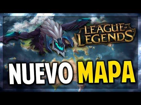 ¡EL NUEVO MAPA DE LEAGUE OF LEGENDS! | UNIVERSO EXPLICADO | RUNATERRA thumbnail