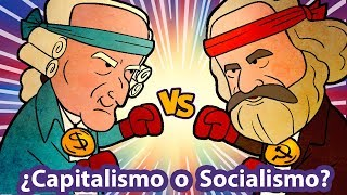 ¿Capitalismo o socialismo?