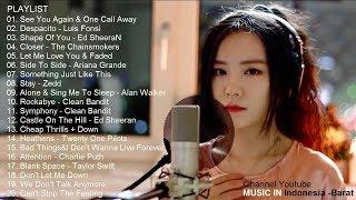 Gambar cover Lagu Barat Terbaru  2018 Terpopuler Di Indonesia | Lagu Cocok Untuk Menemani Saat Kerja dan Santai
