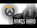 Comic Dub Overwatch Living s Hard