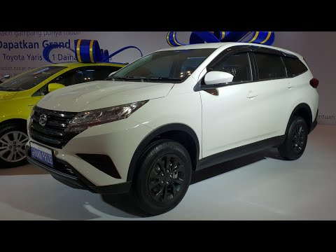 All-new Daihatsu Terios X M/T In Depth Review Indonesia #GIIAS2018