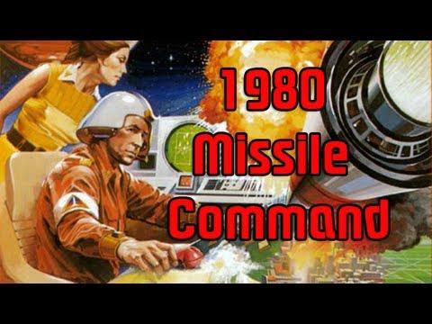 1980 Game Missile Command ( Geek Week ) ( Easter Egg) (2013)