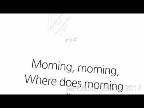Soprano--Will There Really Be a Morning?