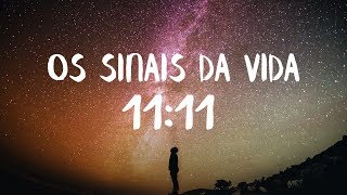QUAL O SIGNIFICADOS DOS SINAIS 11:11? thumbnail
