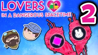 Lovers in a Dangerous Spacetime: Blowing Up Pants - PART 2 - Steam Train