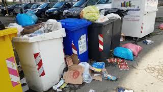 Via Sardegna: non c'è vergogna!