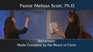 Leviticus 16 Atonement: Made Complete by the Blood of Christ- Dimensions of the Cross #3