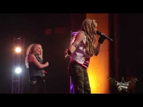 Delaney Stein Cover 'Salute'  Little Mix Hollywood Launch Academy