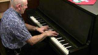Just I Am Without One Plea, Piano Solo