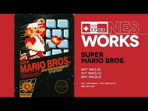 Super Mario Bros. retrospective: It all leads to this | NES Works #016