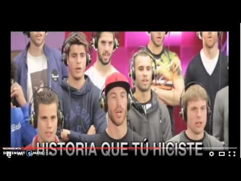 HIMNO DEL MADRID-karaoke time