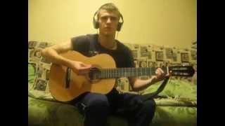 #Урок № 5- The Rasmus-Living in a world without you#Видеоурок