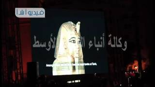 بالفيديو.فيلم تسجيلي عن إنشاء المتحف المصري
