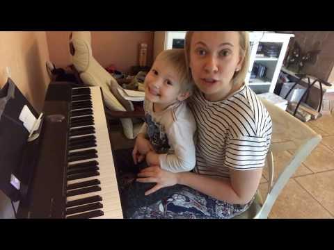 Kids Songs | Включаем свет |Урок фортепиано для детей 3-4 лет [2019]
