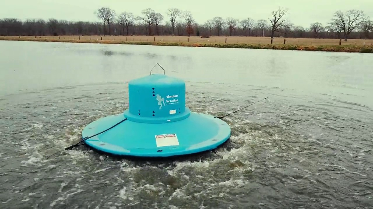 Blue Frog System Technology by Absolute Aeration - YouTube