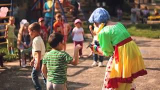 ЦИРК на детском празднике/детский день рождения