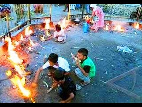 Api Tak Kunjung Padam   Pamekasan Madura