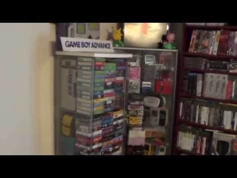 MY RETRO VIDEO GAMES COLLECTION TOUR 4000+ 2015 BIGGEST ONE IN UK????