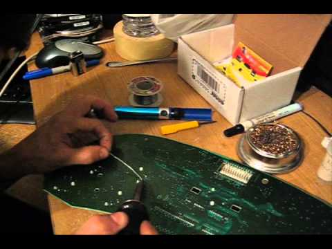 How to repair 2005 Gmc sierra truck Dim PRND321 and Speedometer cluster