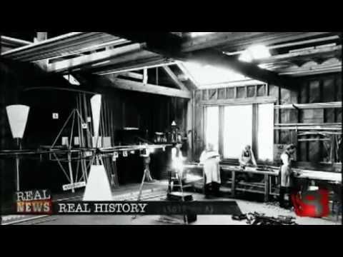 Real History talks Samuel Langley and the Aeroplane