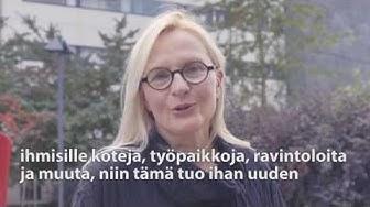 Sara Paavolainen - kaupungin ääniä