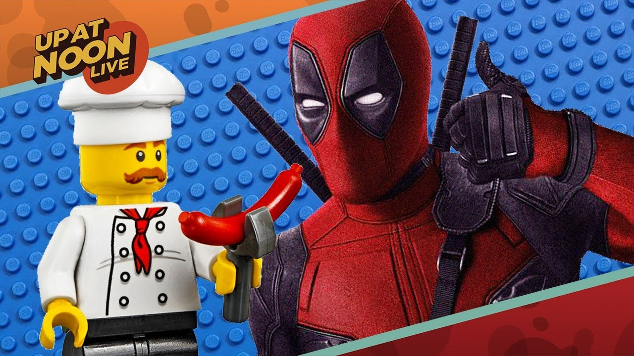 The Hugest Movies & Weirdest LEGO Sets of 2018 – Up At Noon Live!