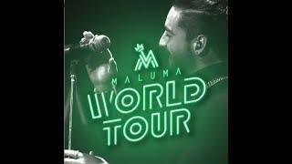 #1111 - Maluma World Tour 2019